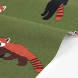 Ткань Dailylike «Lesser panda»