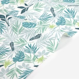 Ткань Dailylike «In the tropics:leaf»