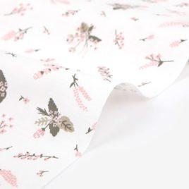 Ткань Dailylike «Little bride:baby flower»