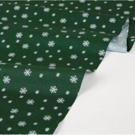 Ткань Dailylike «Winter tree:Snowing»