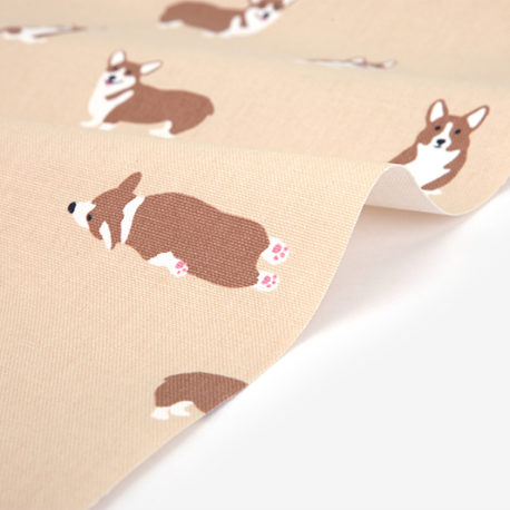 469_Fabric(oxford)_Welsh-corgi_top