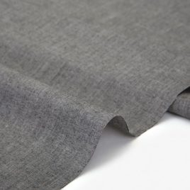 Ткань Dailylike «Pre-dyed fabric:Charcoal gray»