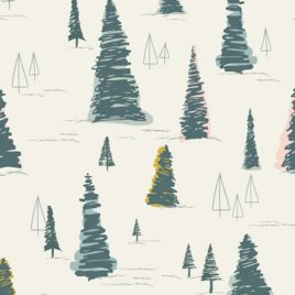 Ткань AGF «Pinetre Fog»