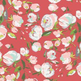 Ткань AGF «Everlasting Blooms Berry»
